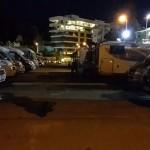 Area di sosta custodita 24h per auto, moto, camper e roulottes al centro di Cagliari