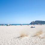 Cagliari, spiaggia del Poetto